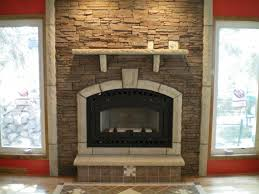 interior rock fireplace mantel for amazing pearl mantels