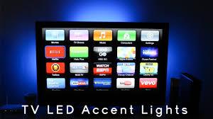 led strip lights for tv home theater led lights led lighting home entertainment room led