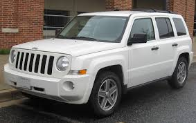 white jeep 4 door jeep patriot wikipedia