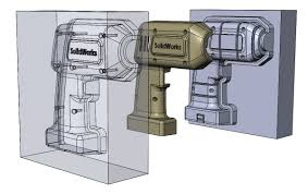Solidworks Home Design From Mold Design To Machining All Integrated Within Solidworks