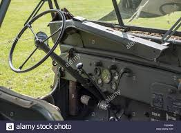 ww2 jeep interior old american ww2 jeep stock photo royalty free image