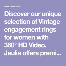 360 best shop vintage jewelry discover our unique selection of vintage engagement rings for