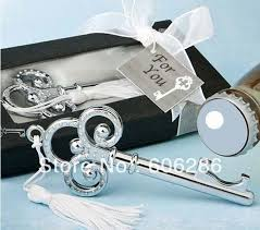 key bottle opener wedding favors wholesale baby shower favor angel cross bottle opener wedding