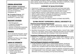 Hedge Fund Resume Sample by Senior Contract Analyst Resume Sample Reentrycorps