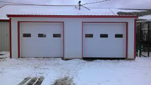 Precision Overhead Door by Garage 9 X 8 Garage Door Home Garage Ideas