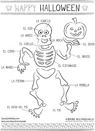 latino halloween halloween activities in spanish