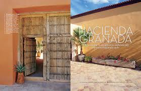 hacienda architecture plans first level floor plan house plans mexican hacienda style house plans lzk