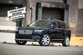 volvo suv consumer review of the week 2016 volvo xc90 news cars com