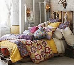bohemian room decor uk indian bohemian hippie mandala bedding set
