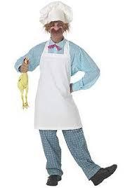 Chef Halloween Costumes Swedish Chef Muppets John U0027s