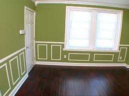 Chair Rail Ideas For Dining Room 34 Best Chair Rail And Panel Molding Ideas Images On Pinterest