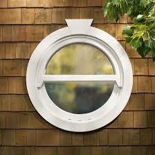 Decorative Windows For Houses Round Rotary Windows Marvin Windows Round Window Pinterest
