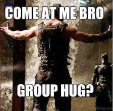 Group Hug Meme - 20 most hilarious bane memes