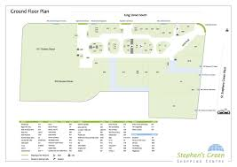 green floor plans ground floor retailers alphabetised new uncategorized centre plans