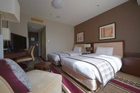 Twin Bed Vs Double Bed Hotel Hotel Sunroute Plaza Shinjuku Tokyo Chic Hotel With Spa In Tokyo