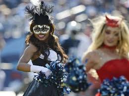 Halloween Costumes Cheerleaders Nfl Cheerleaders Dress Halloween Sfgate