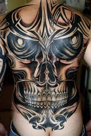 skull designs ideas for cool skull tattoos