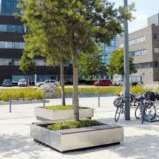 66 best streetlife tree planters images on tree
