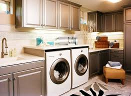 contemporary laundry room cabinets contemporary laundry room with painted laundry cabinets and small