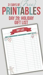 gift list best 25 gift list ideas on cool cheap stuff diy