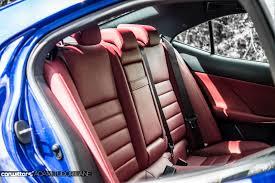 lexus is 200t red interior lexus is 200t review u2013 stunner carwitter