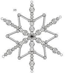 bead and wire snowflake jewelry tutorials the beading gem s journal