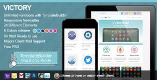35 best responsive html email templates free premium