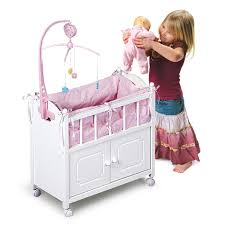 badger basket doll crib with cabinet badger basket doll crib bed w cabinet mobile and bedding free shipping