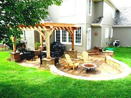 patio ideas backyard patio design ideas on a budget outdoor