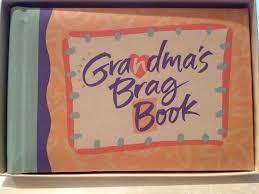 photo album that holds 1000 pictures great grandmother brag book new hallmark grandmas brag book album
