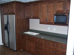how to stain finished cabinets darker best wood specis types for custom cabinets ds woods