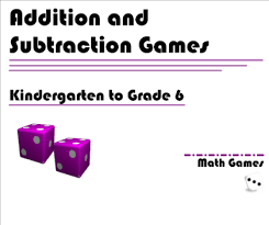 smart exchange usa addition and subtraction games for