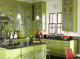 kitchen endearing olive green painted kitchen cabinets olive