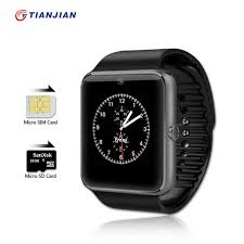 android mp3 smartwatch gt08 bluetooth electronics phone smart