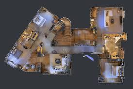 office floor plan layout 3d