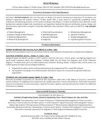 Best Engineering Resumes by Engineering Resume Objective Corpedo Com