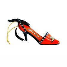 shoe ornament anaheim team store