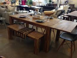Telescoping Dining Table by Harvest Dining Table By Eq3 Showroom 400 At 220 Elm Hpmkt