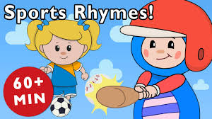 sports rhymes nursery rhymes from mother goose club youtube