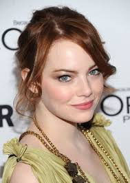 emma stone natural hair how to get red hair like emma stone popsugar beauty