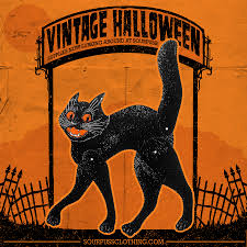 vintage halloween illustrations 195 best vintage halloween images on pinterest vintage halloween