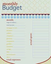 Monthly Home Budget Spreadsheet Bills Spreadsheet Template Hynvyx
