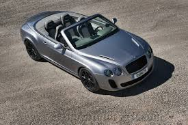 bentley continental convertible 2011 bentley continental supersports convertible information and