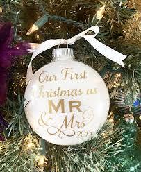 Christmas Ornament Wedding Gift Christmas Ornaments For Wedding Gift Wedding Invitation Ornament