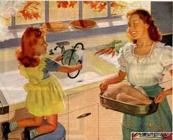 perennial vintage thanksgiving ads