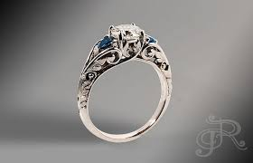 Lord Of The Rings Wedding Band by Fairy New Wedding Rings