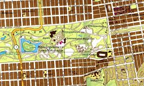 San Francisco State University Map by Inside The Secret World Of Russia U0027s Cold War Mapmakers Wired