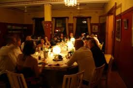 dinner celebration picture of glen davis boutique hotel glen