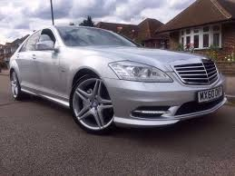 1 owner amg body kit fully loaded mercedes benz s class s350 cdi