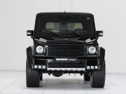 mercedes g class brabus g wagon